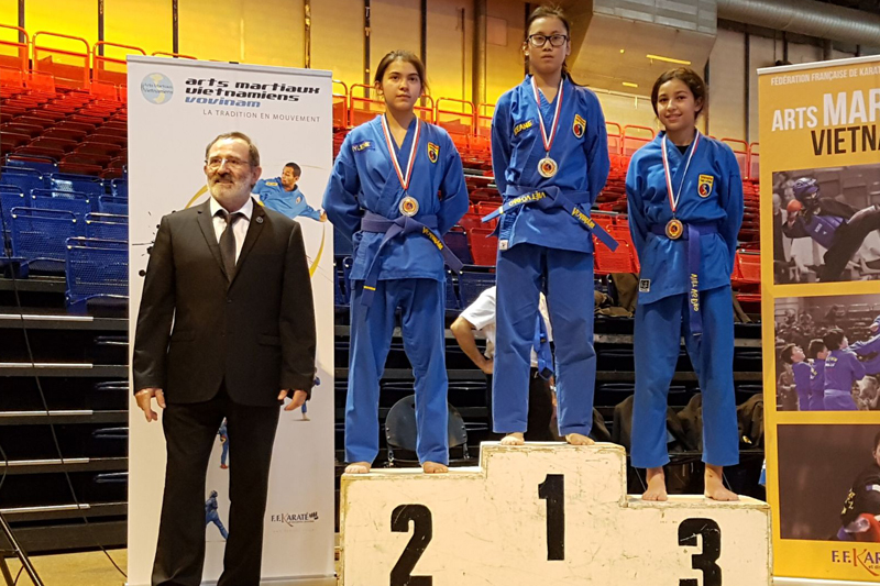 Catégorie Technique – Gena – Médaille de Bronze