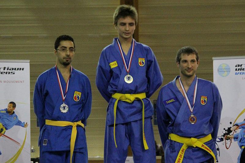Catégorie Technique – Brahim Boukhriss – Médaille d'Argent