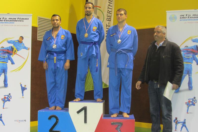 Catégorie Technique – Brahim Boukhriss – Médaille d'Or