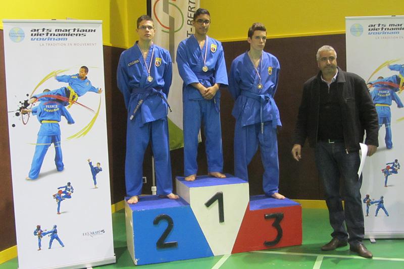 Catégorie Technique – Mehdi Boukhriss – Médaille d'Or