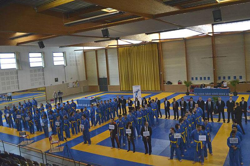 Championnat de France de Vovinam – Le Bouscat (33) – 2015