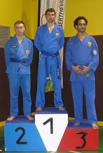 Catégorie Technique – Thomas Tran – Médaille d'Or