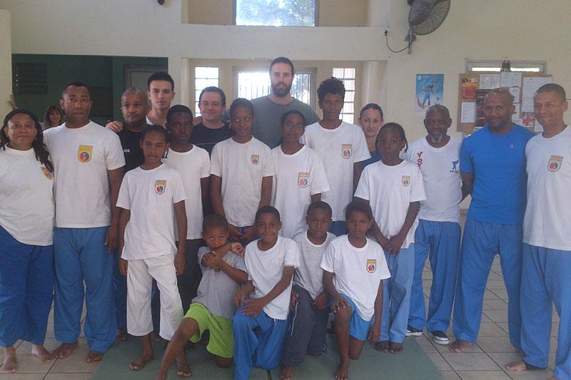 Stage de dix jours de Vovinam – Guadeloupe – 2013