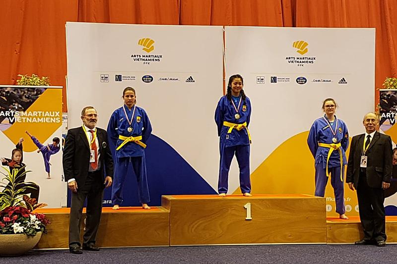 Catégorie Technique – Sofia – Médaille d'Or