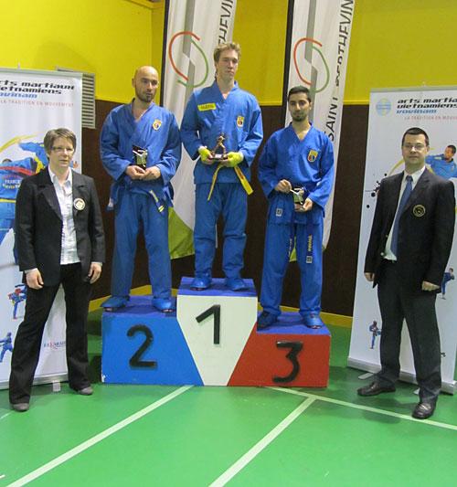 Catégorie Combat – Brahim Boukhriss – Médaille de Bronze