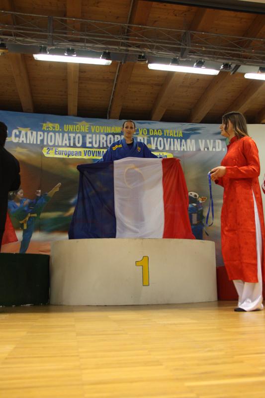 Catégorie Technique – Emmanuelle Barré – Médaille d'Or
