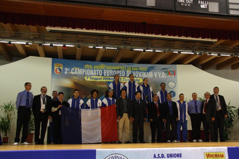 Equipe de France de Vovinam Viêt Vo Dao
