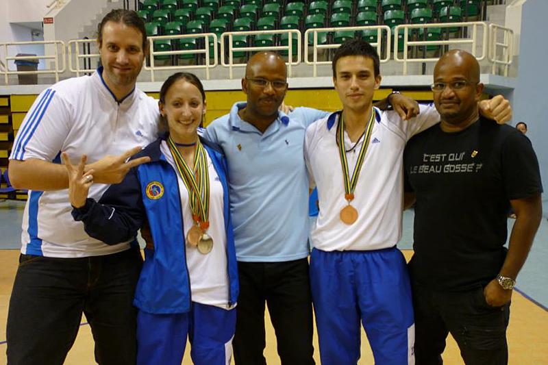 Les médaillés du VCOAM