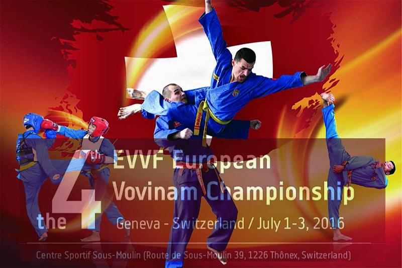 Résultats du Championnat d'Europe – 2016