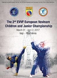 Championnats eur jr vovinam mars2017 aff