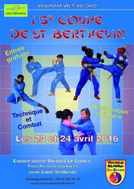 Coupe st berthevin 2016