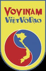 Ecusson Vovinam Viêt Võ Dao
